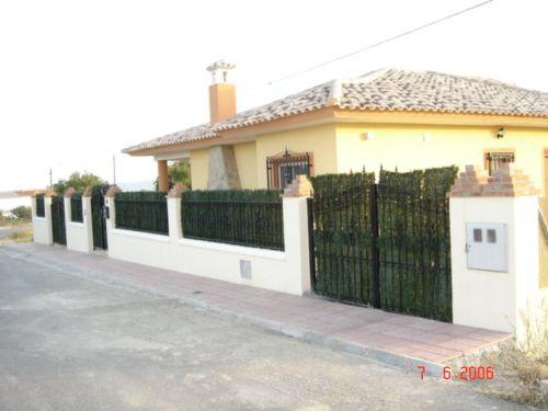 Chalet de una planta huercal overa almeria pisos y casas - Casas en huercal overa ...