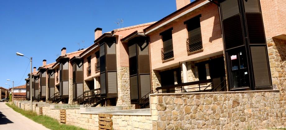 Casas nueva promoci n viviendas adosadas en las casas pisos y casas - Casa nueva viviendas ...