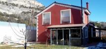 La Toba, casa con salón 80 m2, 3 chimeneas
