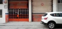 Antiguo taller mecánico, local de 140 m2