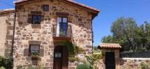 Casa de piedra del siglo XVIII restaurada en 2010
