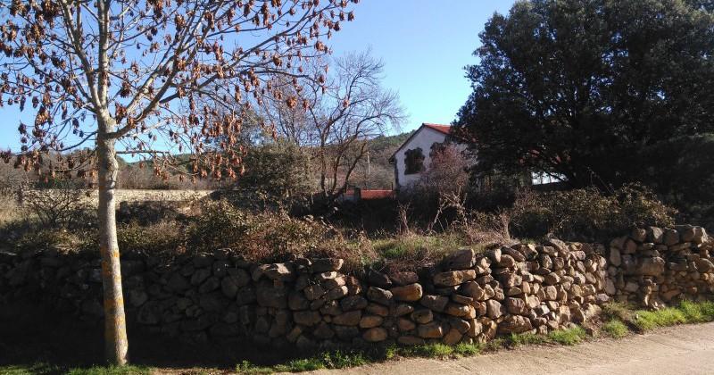 Terreno urbano en Santervas de la Sierra