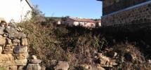 Pequeño terreno urbano en Santervas