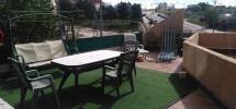 Piso en Camaretas con bonita terraza de 30 metros