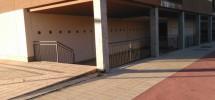 Local de banco de 227 m2., en calle Italia