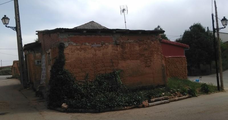 Matanza de soria casa refugio de 72 m2.,
