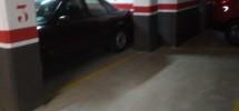Venta plaza de garaje en pajaritos