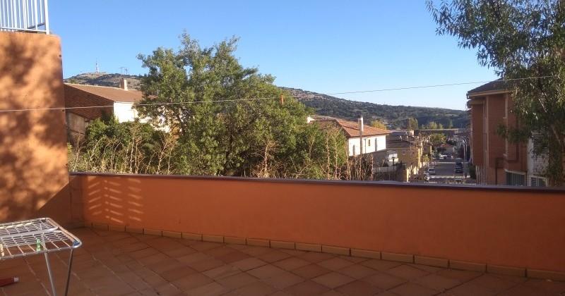 Apartamento con preciosa terraza al sur