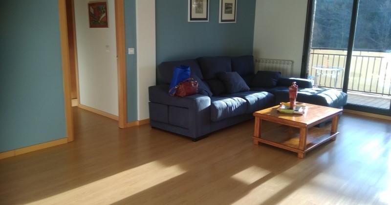 Bonito y moderno piso de alquiler de 2 dormitorios