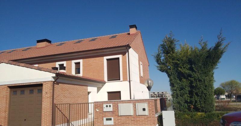 Urbanización Aldealmayor Valladolid