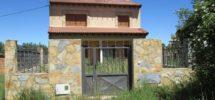 Casa de reciente construcción en Valdenarros