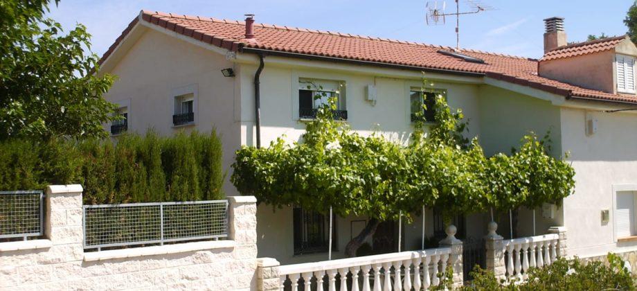 Casa jardín en Quintana redonda