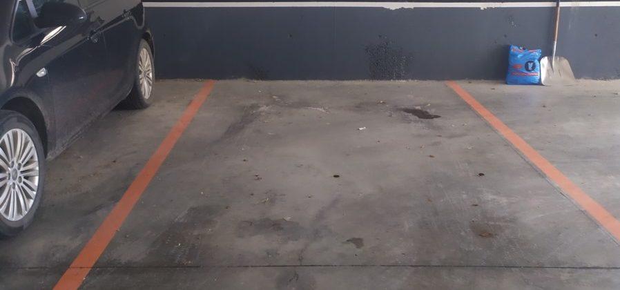 Mas de 50 plazas de garaje en Soria capital